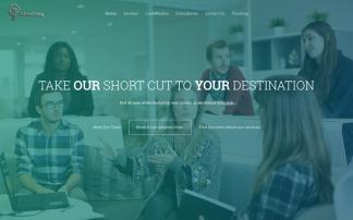 Ideacray web design portfolio