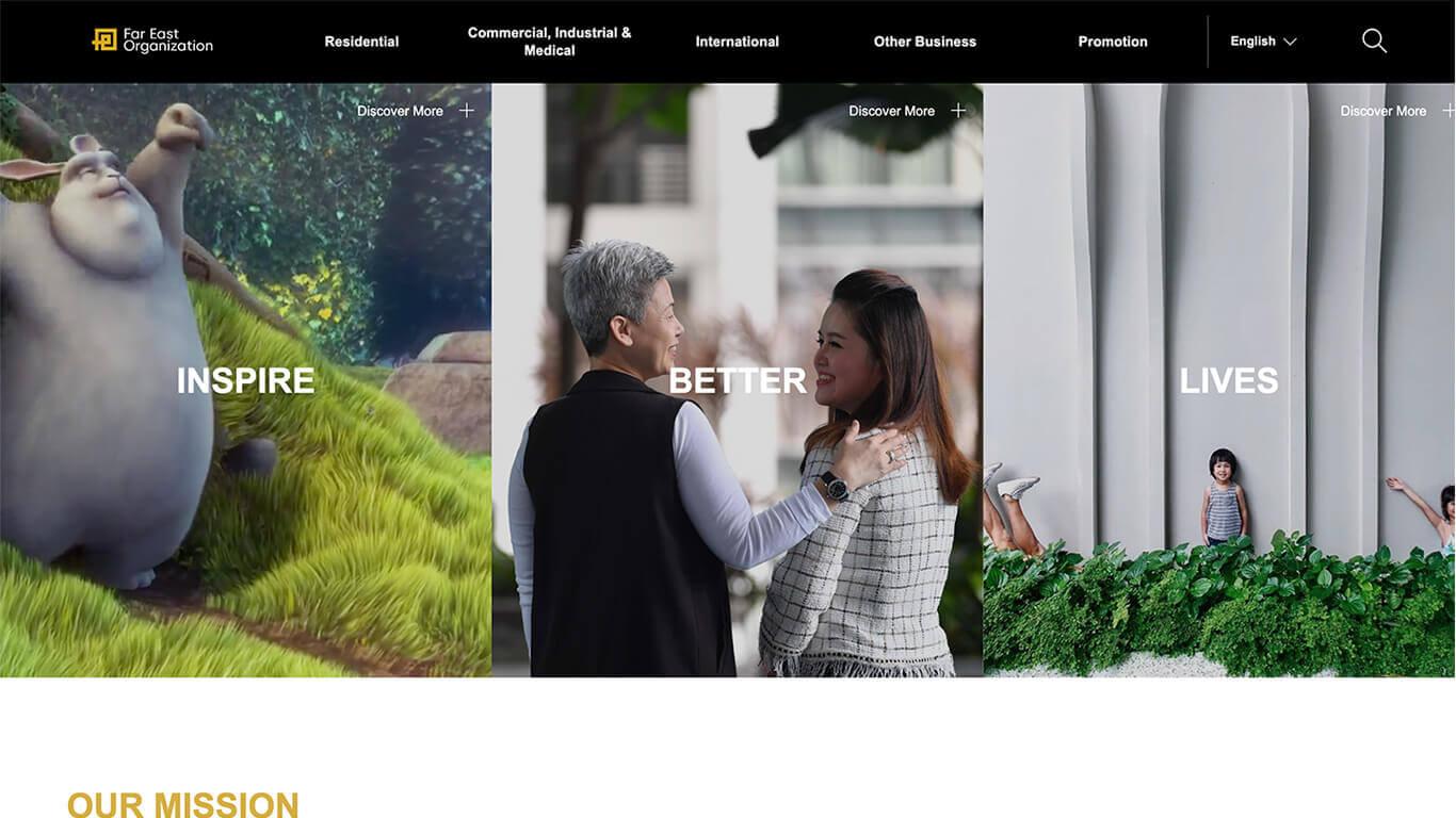 FEO web design