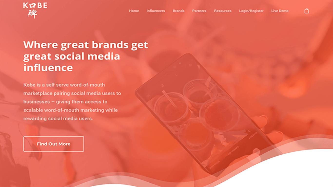 Kobe web design