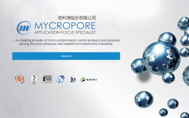 Portfolio Website Design Mycropore