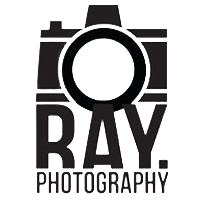 Ray Photography web development portfolio